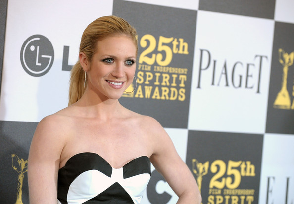 Brittany+Snow in Piaget at the 25th Film Independent Spirit Awards