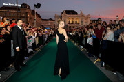 Natalie Dormer attends the 'Picnic at Hanging Rock' premiere during the 14th Zurich Film Festival at Festival Centre on October 05, 2018 in Zurich, Switzerland.