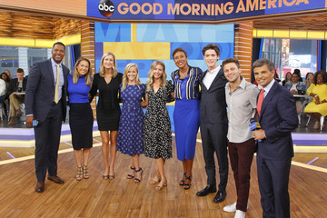"Pico Alexander ABC's ""Good Morning America"" - 2017"