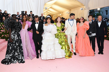 Pier Paolo Piccioli The 2019 Met Gala Celebrating Camp: Notes On Fashion - Arrivals