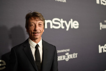 Pier Paolo Piccioli InStyle Presents Third Annual 'InStyle Awards' - Red Carpet