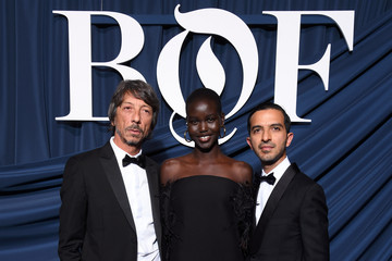 Pier Paolo Piccioli The Business Of Fashion Celebrates The #BoF500 2019 - Red Carpet Arrivals