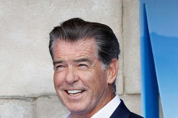 Pierce Brosnan 'Mamma Mia! Here We Go Again' - UK Premiere - Red Carpet Arrivals