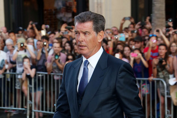 Pierce Brosnan 'The November Man' Premieres in Hollywood — Part 2