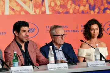 Pierfrancesco Favino Maria Fernanda Candido 'The Traitor' Press Conference - The 72nd Annual Cannes Film Festival