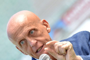 Pierluigi Collina Italian Football Federation - Kick Off Seminar