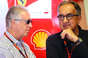 Piero Ferrari F1 Grand Prix of Italy - Qualifying