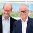 Pierre Lescure Opening Photocall - The 74th Annual Cannes Film Festival