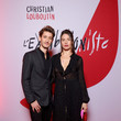 Pierre Niney Christian Louboutin Presents During - Paris Fashion Week Womenswear Fall/Winter 2020/2021 - Exhibition Opening 'L'Exhibition[niste]'