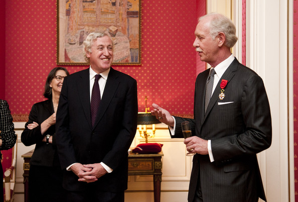 The French Legion Of Honor Presents Chesley Sullenberger With The Officier Award