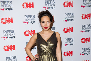 Myleene Klass Piers Morgan Tonight - CNN Launch Party