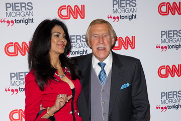 Wilnelia Merced Forsyth Piers Morgan Tonight - CNN Launch Party