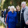 Piet Oudolf The Duchess Of Cornwall Undertakes Engagements In Sutton