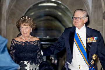 Pieter Van Vollenhoven Dutch Royal Family Attends Dinner Gala For Corps Diplomatique At The Royal Palace In Amsterdam