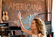 Kathie Lee Gifford enjoys performances during day 2 of the 2019 Pilgrimage Music & Cultural Festival on September 22, 2019 in Franklin, Tennessee.