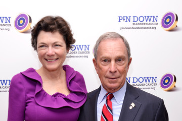 Diana L. Taylor Pin Down Bladder Cancer Launch Event, Hosted By Marvin Traub Associates At the Four Seasons Grill Room