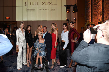 Ping Hue E!, ELLE & IMG Celebrate The Kick-Off To NYFW: The Shows
