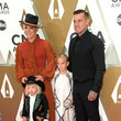 Pink Carey Hart The 53rd Annual CMA Awards - Arrivals