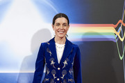 Raquel Sanchez Silva attends 'The Pink Floyd Exhibition: Their Mortal Remains' inauguration at Ifema on May 09, 2019 in Madrid, Spain.