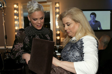 Pink 2nd Annual unite4:humanity Presented By ALCATEL ONETOUCH - Backstage And Audience