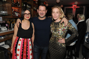 Piper Perabo Piper Perabo Dinner At Jack's Wife Freda West Village