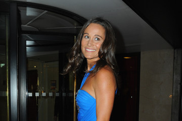 Pippa Middleton Boodles Boxing Ball - Red Carpet Arrivals