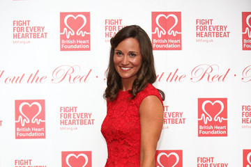 Pippa Middleton Arrivals at Roll Out the Red Ball