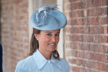 Pippa Middleton Christening Of Prince Louis Of Cambridge At St James's Palace
