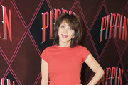 """Actress Andrea Martin attends the """"Pippin"""" Broadway Open Press Rehearsal at Manhattan Movement & Arts Center on March 8, 2013 in New York City."""