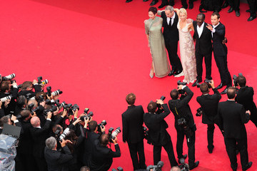 """Olivier Assayas Haroun """"Pirates of the Caribbean: On Stranger Tides"""" Premiere - 64th Annual Cannes Film Festival"""
