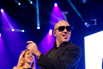 Pitbull Performances at the Barclays Center
