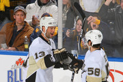 Bill Guerin Kris Letang Photos Photo