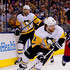Phil Kessel Photos - Phil Kessel #81 of the Pittsburgh Penguins controls the puck during the game against the Columbus Blue Jackets on April 5, 2018 at Nationwide Arena in Columbus, Ohio. Pittsburgh defeated Columbus 5-4 in overtime. (Photo by Kirk Irwin/Getty Images) <i></i>* Local Caption <i></i>* Phil Kessel - Pittsburgh Penguins v Columbus Blue Jackets