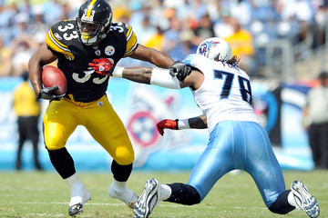 Jacob Ford Pittsburgh Steelers v Tennessee Titans