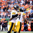 Ben Roethlisberger and Antonio Brown Photos