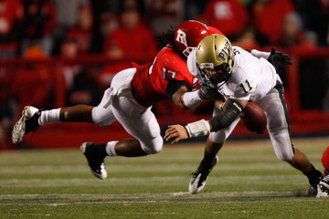 Bill Stull Pittsburgh v Rutgers