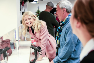 Pixie Lott Post Office's New Christmas Campaign