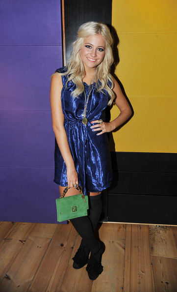 Pixie Lott Pixie Lott attends the Fumi and Fendi 'In Every Dream Home' - Private View on September 16, 2010 in London, England.