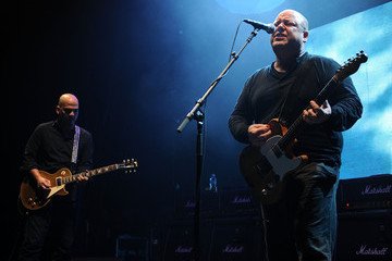 Joey Santiago The Pixies Perform At Hammerstein Ballroom In New York City