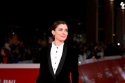Vittoria Puccini walks a red carpet for 'The Place' during the 12th Rome Film Fest at Auditorium Parco Della Musica on November 4, 2017 in Rome, Italy.