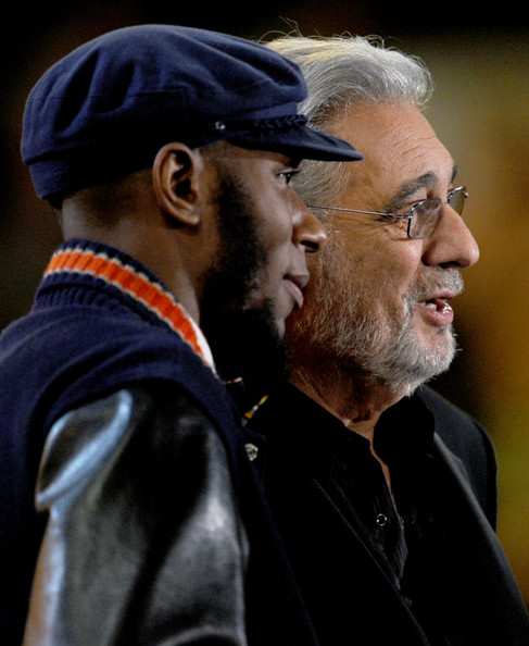 Mos Def and Placido Domingo Photos - 52nd Annual GRAMMY Awards ...