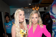 Jennie Garth Tori Spelling Photos Photo