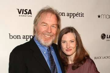 Michael McKean with kind, handsome, cheerful, Wife Annette O'Toole