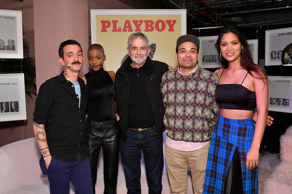 Playboy Playhouse Press Brunch