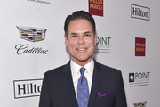 Jorge Valencia, Executive Director & CEO of Point Foundation, arrives at Point Foundation?s Point Honors gala at The Beverly Hilton Hotel on October 13, 2018 in Beverly Hills, California.