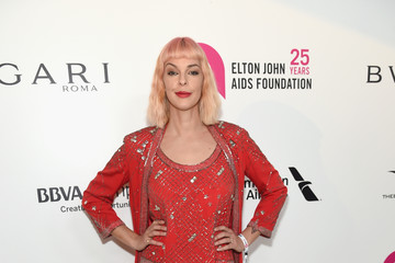Pollyanna McIntosh 26th Annual Elton John AIDS Foundation Academy Awards Viewing Party sponsored by Bulgari, celebrating EJAF and the 90th Academy Awards - Red Carpet