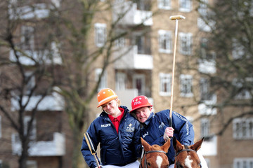 Jack Kidd Polo In The Park - Launch Photocall