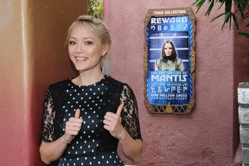 Pom Klementieff Guardians of the Galaxy - Mission: BREAKOUT! Grand Opening