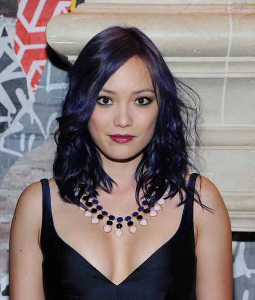Pom Klementieff Actress Pom Klementieff attends the after party for ... Lily Allen