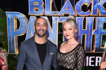 Pom Klementieff The Los Angeles World Premiere of Marvel Studios' 'Black Panther'